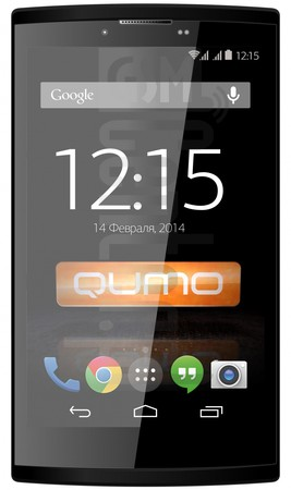 QUMO Altair 706 image on imei.info