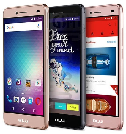 IMEI Check BLU Studio C 8+8 LTE S0170UU on imei.info