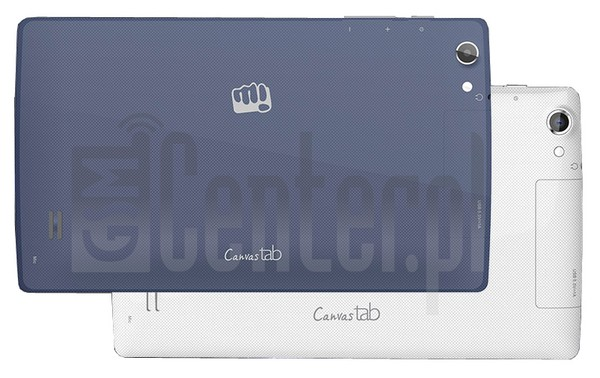 MICROMAX Canvas Tab P480 image on imei.info