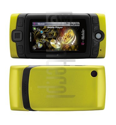 SHARP Sidekick PV210 image on imei.info