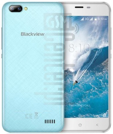 BLACKVIEW A7 image on imei.info