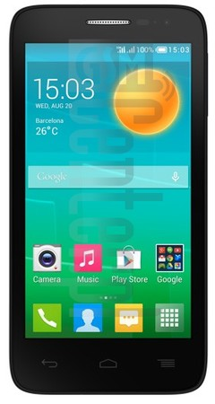 ALCATEL 5038D Pop D5 image on imei.info