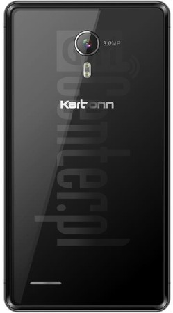 KARBONN A81 image on imei.info