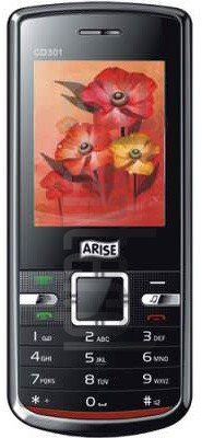 ARISE CD301 image on imei.info