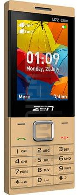 ZEN M72 ELITE image on imei.info