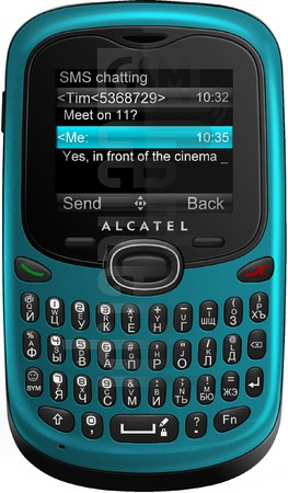 IMEI Check ALCATEL OT-255 on imei.info