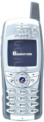BEAUCOM T301B image on imei.info
