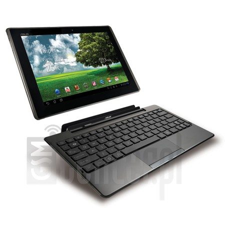 ASUS TF101G eee Pad Transformer  image on imei.info