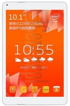 TECLAST P19HD Dual Core image on imei.info