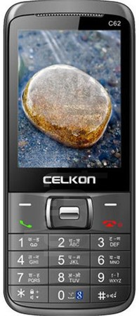 CELKON C62 image on imei.info