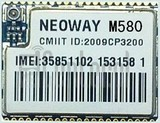 IMEI Check NEOWAY M580 on imei.info