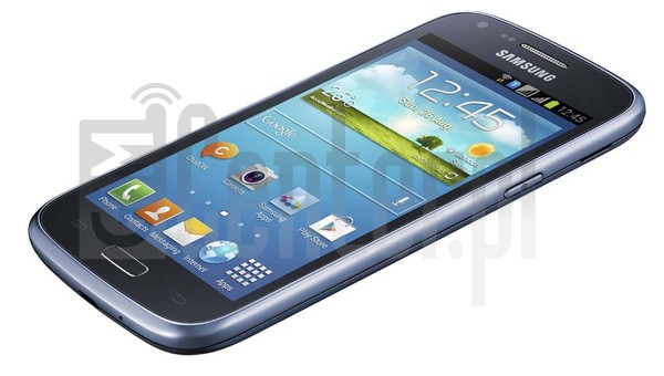 SAMSUNG I8262B Galaxy Core image on imei.info