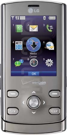LG VX8610 Decoy image on imei.info