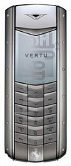 IMEI Check VERTU Ascent on imei.info