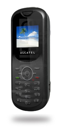 ALCATEL OT-106 image on imei.info