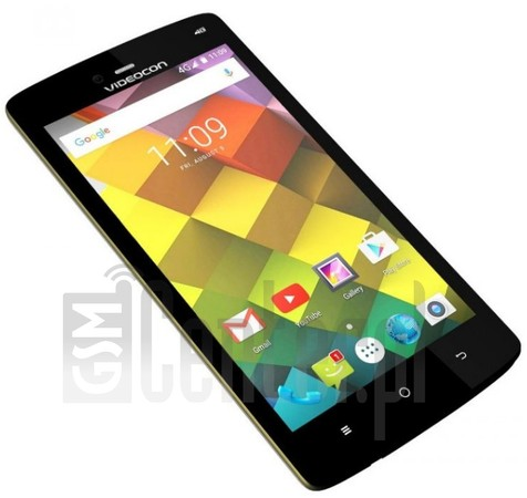 VIDEOCON Cube 3 V50JL image on imei.info