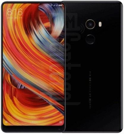 XIAOMI Mi Mix 2 Special Edition image on imei.info