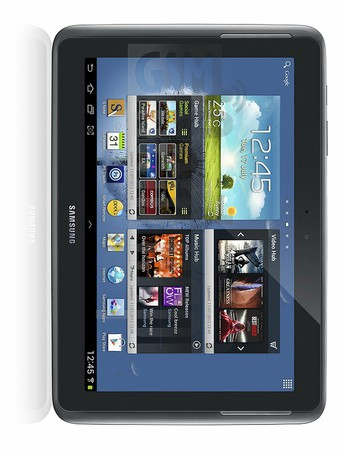SAMSUNG N8000 Galaxy Note 10.1 3G image on imei.info