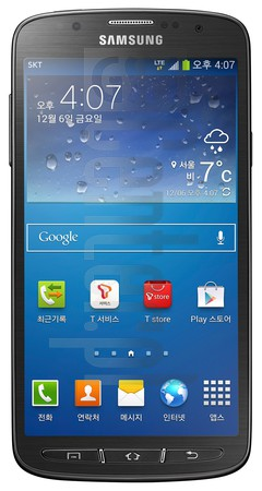 SAMSUNG E470S  Galaxy S4 Active LTE-A image on imei.info
