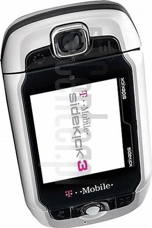 T Mobile Sidekick 3 Specification Imei Info