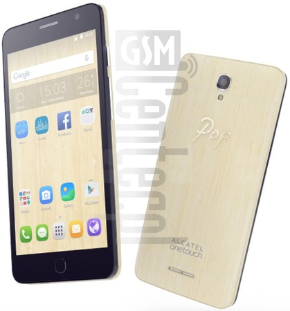 ALCATEL One Touch Pop Star 3G image on imei.info