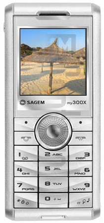 SAGEM MY 300x image on imei.info