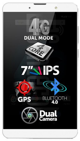 ALLVIEW Viva H701 LTE image on imei.info