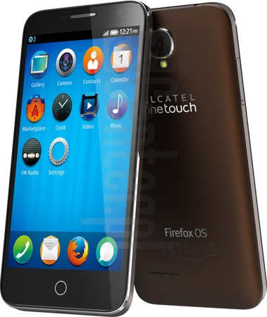 ALCATEL OneTouch Fire S image on imei.info