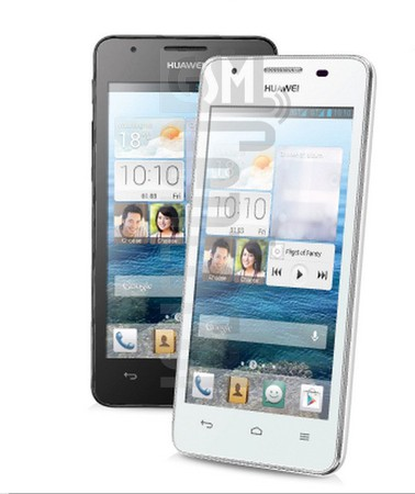 HUAWEI Ascend G525 image on imei.info