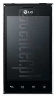 LG E615 Optimus L5 Dual image on imei.info