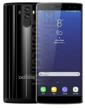 DOOGEE BL12000 Pro image on imei.info