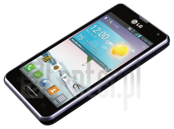 IMEI Check LG Optimus F3 LS720 on imei.info