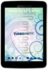 TURBO Pad 890 image on imei.info