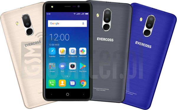 EVERCOSS M50 MAX image on imei.info