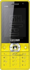 IMEI Check LECOM L300 on imei.info