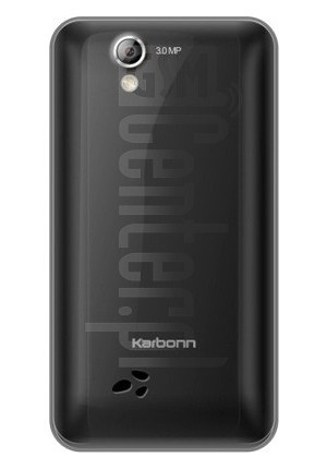KARBONN A50 image on imei.info