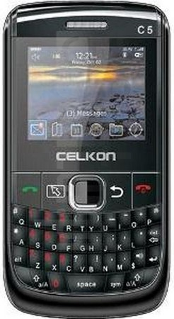 CELKON C5 image on imei.info