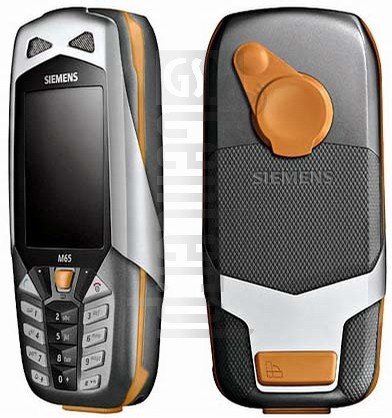 SIEMENS M65 Rescue Edition image on imei.info