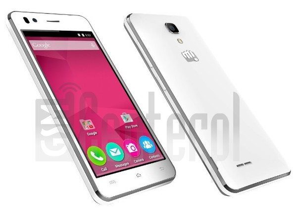 MICROMAX Bolt Selfie Q424 image on imei.info