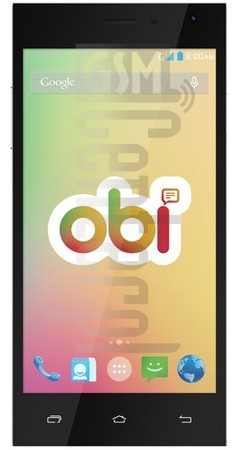 OBI WORLDPHONE Hornbill S551 image on imei.info