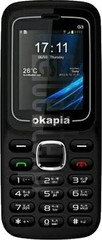 IMEI Check OKAPIA G3 on imei.info