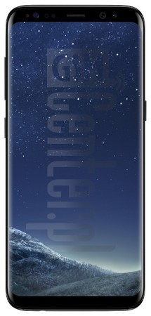 SAMSUNG G950F Galaxy S8 image on imei.info