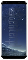 IMEI Check SAMSUNG G950F Galaxy S8 on imei.info