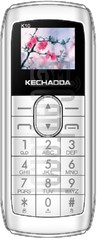 IMEI Check KECHAODA K10 on imei.info
