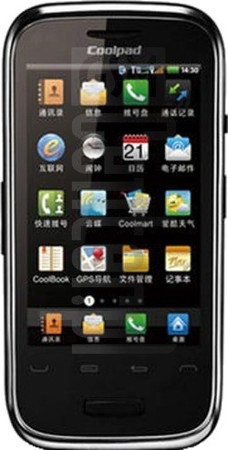 CoolPAD N916 image on imei.info