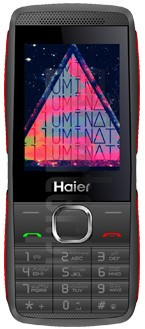 HAIER H100 image on imei.info