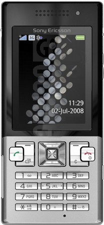 IMEI Check SONY ERICSSON T700i on imei.info