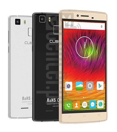 CUBOT S600 image on imei.info