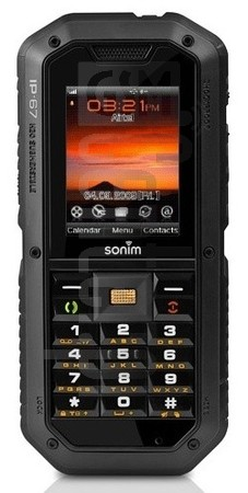SONIM XP2 Spirit image on imei.info