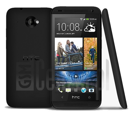 HTC Desire 601 image on imei.info